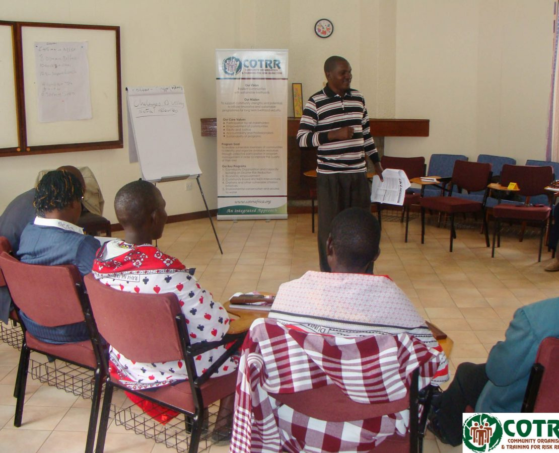 Community Organisation and Capacity Building
