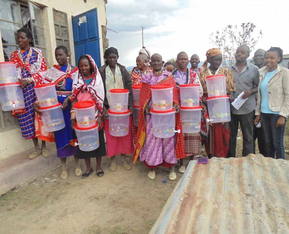 WASH - access to safe drinking water